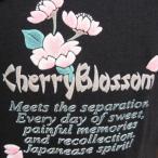 和柄 タンクトップ チェリーブロッサム 桜 花柄