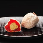 【季節商品】干し柿と栗きんとん 木守柿 10個入  中津川銘菓  (クール便)