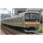 KATO 10-1341 205系南武線 シングルアームパンタグラフ 6両セット (4949727660066)