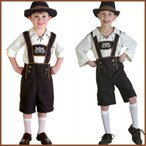 子供キッズ衣装ハロウィンコスプレ仮装コスチュームドイツビール祭り民族メルヘンkd1146