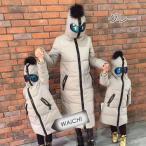 子供 子供服 キッズ ダウン コート ミドルサイズ ジャケット ジャンパー ウインドブレーカー 全身がっぽり 顔面まで覆う 防寒 保温 kd1438a