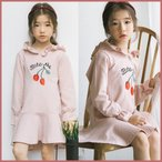 Yahoo!和一モール送料無料 春新商品 子供服 キッズ 子供 女の子 長袖 ワンピース シャツ ドレス シンプル kd2638