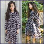 Yahoo!和一モール送料無料 春新商品 子供服 キッズ 子供 女の子 長袖 ワンピース シャツ ドレス シンプル kd2659
