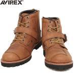 アビレックス アヴィレックス AVIREX AV2931 TIGER バックル ブーツ クレイジーホース 【サイズ交換1回無料】【特典付き】【クーポン対象外】