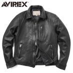 AVIREX アビレックス SHEEP SKIN ライダースジャケット アヴィレックス メンズ レザージャケット シープスキン ブランド メーカー6171075