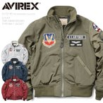 AVIREX アビレックス 6172140 U.S.A.F. 70th ANNIVERSARY TYPE MA-1 フライトジャケット 70周年記念 メンズ ミリタリー アウター ブルゾン ジャンパー