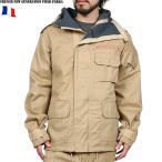 今だけ20%OFF! ミリタリージャケット 実物 新品 フランス軍新型フィールドパーカー TAN / フィールドジャケット