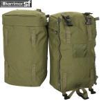 クーポンで15%OFF! ミリタリーバッグ karrimor SF カリマーSF PLCE Side pockets pair OLIVE / ミリタリー 取付 リュック バッグ 004