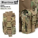 店内20%OFF! karrimor SF カリマーSF Smoke Grenade Pouch Multicam