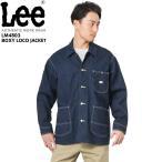 Lee � AUTHENTIC WORK WEAR LM4803-300 BOXY LOCO ���㥱�å� INDIGO ��� �ǥ˥ॸ�㥱�å� ���С������� ��������� ����ǥ��� ���ᥫ�� �֥���