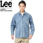 ������22��OFF�� Lee �꡼ AUTHENTIC WORK WEAR LM4803-346 BOXY LOCO ���㥱�å� USED�ù� ��� �ǥ˥ॸ�㥱�å� ���С������� ��������� �֥���