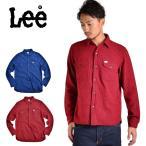 リー Lee ワークシャツ LS1192 UNIFORM 千鳥柄 メンズ アメカジ