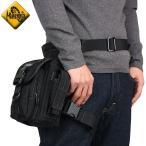 クーポンで15%OFF! MAGFORCE マグフォース MF-0401 Thermite Waistpack Black レッグバッグ レッグポーチ ウエストポーチ ウエストバッグ