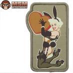クーポンで10%OFF! MIL-SPEC MONKEY ミルスペックモンキー パッチ(ワッペン) Love Bunny ARID / ミリタリーワッペン