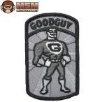 Yahoo!ミリタリーショップWAIPERセール20%OFF!MIL-SPEC MONKEY ミルスペックモンキー パッチ(ワッペン) GoodGuy SWAT ミリタリーワッペン ブランド