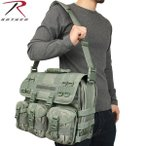 クーポンで15%OFF! ミリタリーバッグ ROTHCO ロスコ M.O.L.L.E. TACTICAL LAPTOP/BRIEFCASE FOLIAGE GREEN