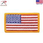 店内20%OFF! ROTHCO ロスコ U.S.FLAG PATCH FULL COLOR (ワッペン) [17775] ミリタリーワッペン パッチ エンブレム ブランド