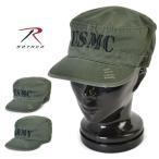 店内10%OFF&10倍 ROTHCO ロスコ VINTAGE ファティーグキャップ MILITARY LOGO メンズ レディース ミリタリー キャップ 帽子 サバゲー 装備