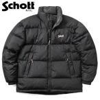 Schott ショット 3192045 ナイロン ハイブリッド ダウンジャケット メンズ アウター ジャンバー ゆったり アメカジ ブランド 新作【クーポン対象外】