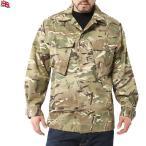 クーポンで15%OFF! 実物 新品 イギリス軍TROPICAL COMBAT ジャケット MTP (Multi Terrain Pattern)