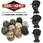 TRU-SPEC トゥルースペック 米軍 BDU PATROL キャップ 9色 / ミリタリーキャップ 【クーポン対象外】