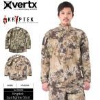 今だけ15%OFF! VERTX バーテックス Kryptek VTX8220K ガンファイターシャツ クリプテック サバゲー