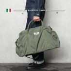 実物 USED イタリア軍 ESERCITO ITALIANO ショルダーバッグ メンズ レディース ボストンバッグ 大容量 ミリタリーバッグ 軍モノ 放出品(クーポン対象外)