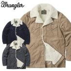 Wrangler ��顼 WM1870 BROKEN-TWILL STORY WRANGE COAT ���������� �ܥ����㥱�å� ��ȥ㥱�å� �����ǥ�� ���ᥫ�� �֥��� ���� ����