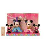 即納 雛人形ディズニー ギフト包装 東京ディズニーリゾート 雛祭り ミッキー、ミニーのひな人形