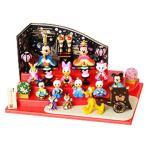送料無料 即納 ギフト包装 雛人形 ひな人形 ディズニー 東京ディズニーリゾート 雛祭り ミッキーと仲間達のひな人形