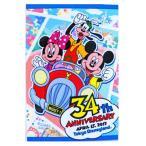 東京ディズニーランド 34周年 ポストカード