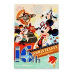 東京ディズニーシー 2017 16周年アニバーサリーグッズ ポストカード