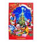 東京ディズニーランド 2017 クリスマス・ファンタジー ポストカード