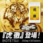 KOTETSU(虎徹) 男性用サポートサプリ 送料無料