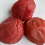 梅干し 福井梅 紅映 無添加 すっぱい梅干し 完熟梅 塩分18% 内容量 450g