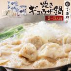 博多 炊き餃子 (2〜3人前) お取り寄せ鍋セット 博多餃子 ギョウザ 水餃子 餃子セット グルメ 鍋セット
