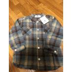 95 子供服  厚手 長袖シャツ( stefano valentino)  アウトレット 在庫処分 子供服 ター