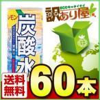 サンガリア 炭酸水 レモン 185ml缶×60本 ケース販売 割り材 炭酸 炭酸指数4 強炭酸 近畿A宅配便B