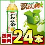 サンガリア すばらしいお茶 500ml×24本 ケース販売 500mlペットボトル 緑茶 近畿A 宅配便B