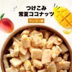 訳あり食品 わけあり つけこみ常夏ココナッツ マンゴー 50g プチギフト おつまみ セール レトルト食品 送料無料 メール便A TSG