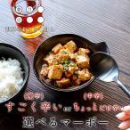 選べる5食 レンジで90秒 選べるマーボー(激辛/中辛) すごく辛いorちょっとだけ辛い 麻婆豆腐 保存 レトルト 麻婆豆腐の素 メール便A TSG