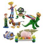 Yahoo! Yahoo!ショッピング(ヤフー ショッピング)Disney ディズニー Toy Story Hawaiian Vacation Deluxe 7 Figurine Set フィギュア 人形 おもちゃ