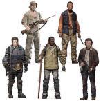 Yahoo!ワールド輸入アイテム専門店ザ・ウォーキング・デッド アクションフィギュア TVシリーズ 8(5体セット)The Walking Dead TV Series