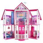 バービー夢のマイホーム マリブドリームハウス Exclusive Barbie Malibu Dreamhouse