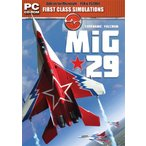 Mig-29 Fulcrum Add-on for Microsoft Flight Simulator FS2004 and FSX (輸入版)