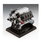 Dodge Challenger V8 エンジン6/1 ダイキャストモデル