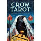 タロットカード US Games Systems 正規販売店 クロウ タロット Crow Tarot カラス タロット 占い