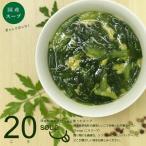 国産スープ くまもと県産ニラをたっぷり使用したフリーズドライスープ  送料無料