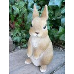うさぎの置物 ウサギ ラビットHB 兎 N11964 オーナメント ガーデン オブジェ 置物 ガーデニング 動物 インテリア 小物 リアル デスプレィ