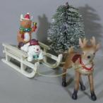 クリスマスサンタソリ5品セット XM30 クリスマス スノーマン Xマス オーナメント サンタクロース 置物 雑貨 ツリー 飾り クリスマス商品 装